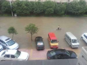 Linyi, Shandong, China (July 4, 2013)