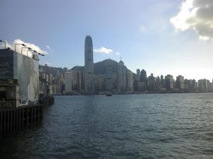 Hong Kong, Victoria Harbor