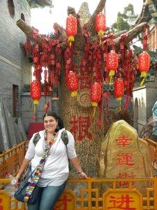 Tianhou (Sea Goddess) Temple in Qingdao