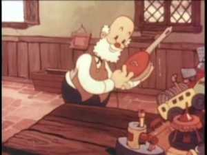 I'll give you a cookie if you can name this Christmas cartoon. It's from 1937!